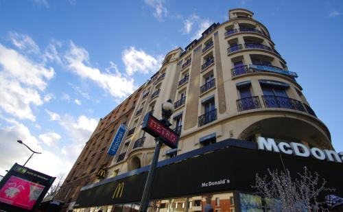 Hipotel Paris Printania Maraichers photo 10