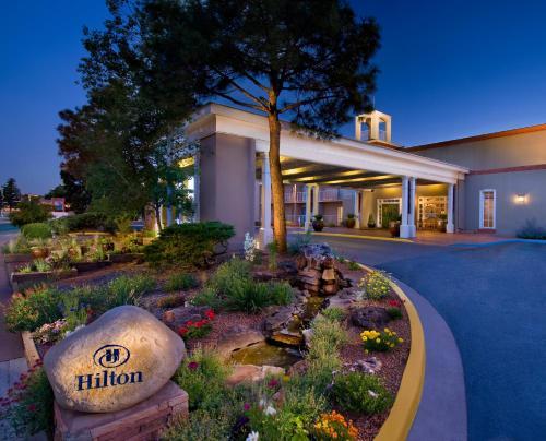 Hilton Santa Fe Historic Plaza Photo
