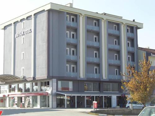 Corum Corum Buyuk Hotel tek gece fiyat