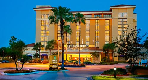 Embassy Suites by Hilton Orlando International Drive Convention Center impression
