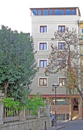 Istanbul Aldem Hotel adres