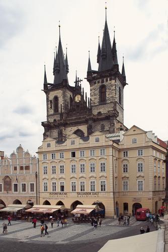 Staroměstské náměstí 20, Prague 1, Czech Republic.