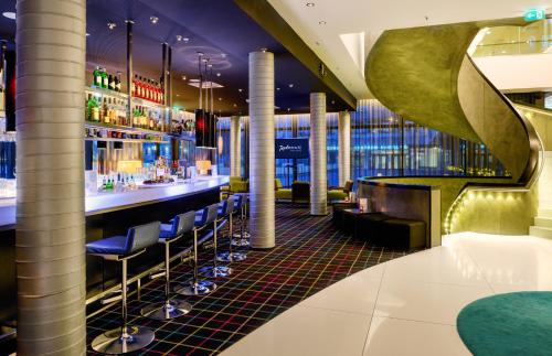 Radisson Blu Hotel Hamburg Marseiller Str  D  Hamburg