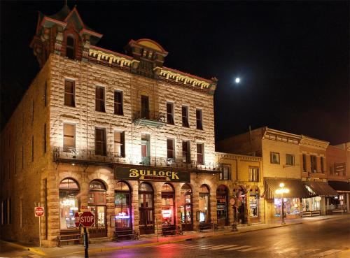Historic Bullock Hotel - Deadwood, SD 57732