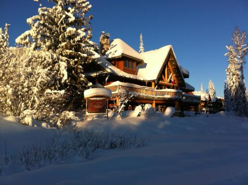 Vagabond Lodge At Kicking Horse - Golden, BC V0A 1H0