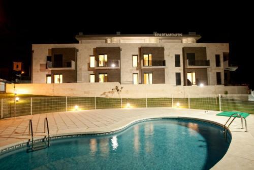 Costa Quebrada Apartamentos.  Mynd 1