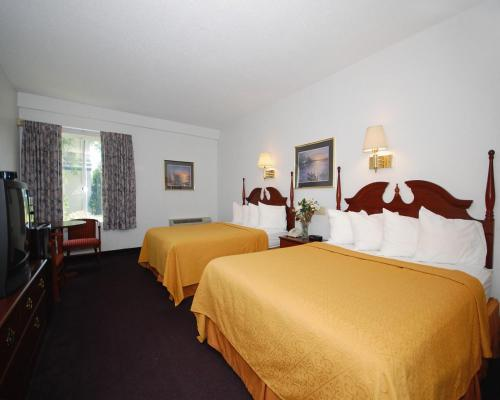 Quality Inn & Suites Albany Airport Photo