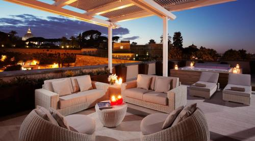 Gran Melia Rome – The Leading Hotels of the World photo 31