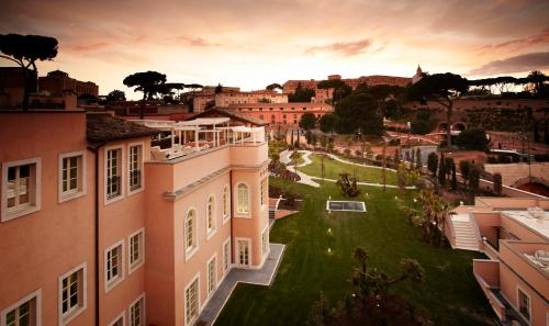 Gran Melia Rome – The Leading Hotels of the World photo 43