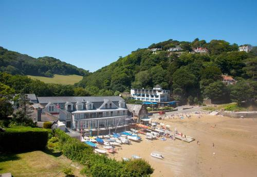 Boutique Hotels In Devon By The Sea