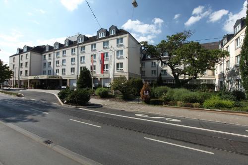 Hotel Frankfurt Lindner Congress