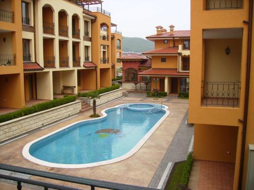 Apartment in Marina Ville Complex