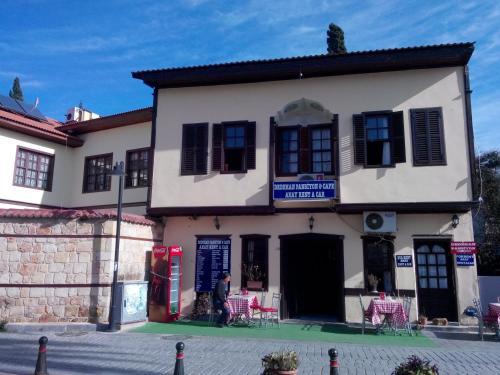 Antalya Dedehan Pansiyon odalar