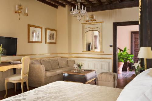 Junior Suite Hotel Casa 1800 Granada 10