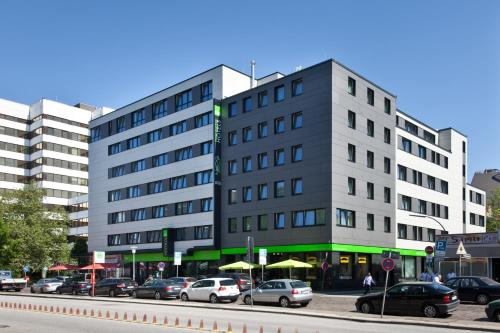 Novum Style Hotel Hamburg Centrum photo 21