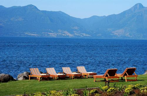 Enjoy Park Lake - Villarrica Photo