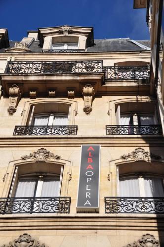 Alba Opéra Hôtel photo 19