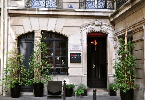 Alba Opéra Hôtel photo 29