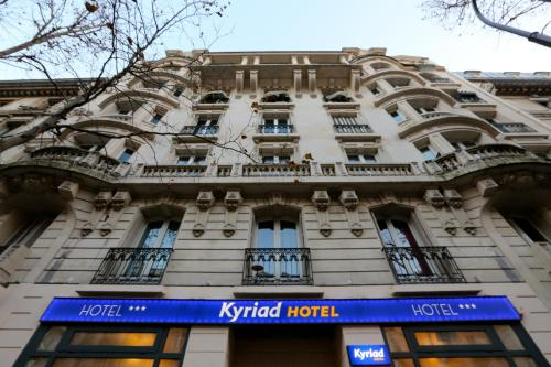 Kyriad Paris 18 - Porte de Clignancourt - Montmartre photo 4