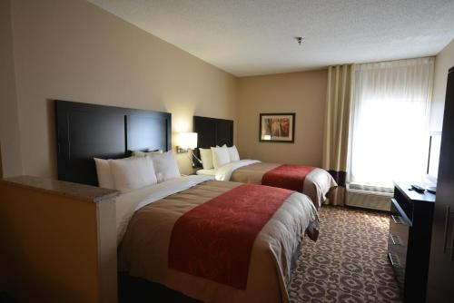 Comfort Inn And Suites Trussville - Trussville, AL 35173