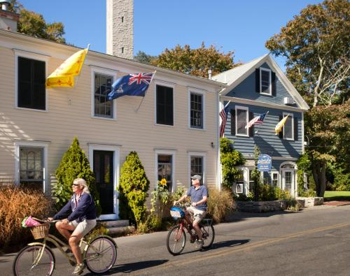 The Provincetown Hotel at Gabriel's Photo