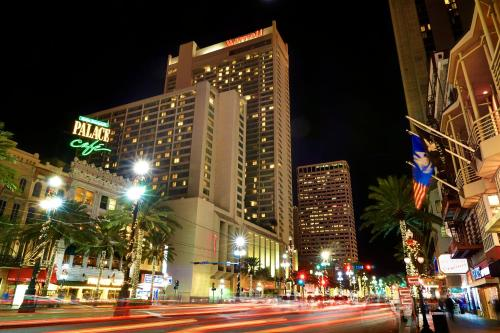 Marriott New Orleans Map.New Orleans Marriott Hotel In La