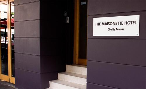 The Maisonette