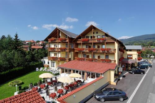 Hotel Kronberg Garni Bodenmais In Germany