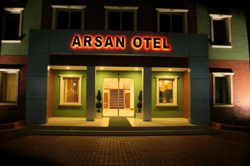Kahramanmaras Arsan Hotel harita