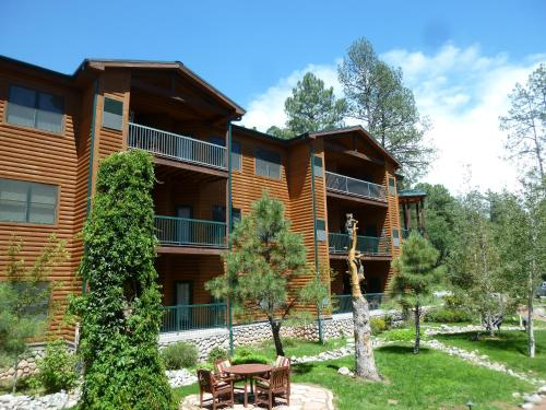 Ruidoso River Resort Hotel In Nm