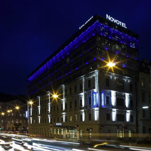 Novotel Wien City photo 2