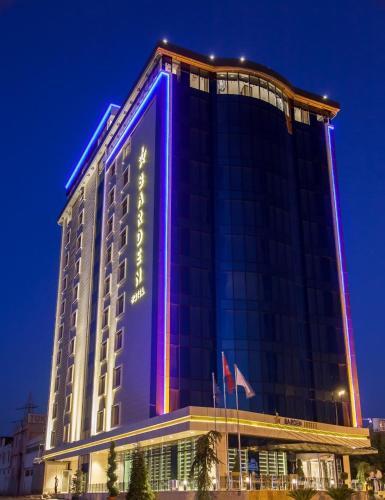 Siirt Barden Hotel&Spa odalar