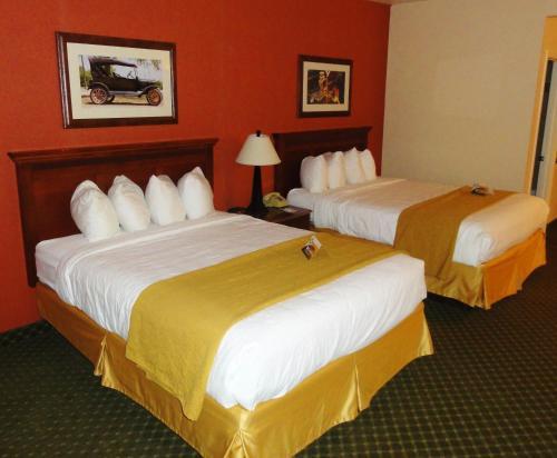 Quality Inn Winnemucca- Model T Casino Photo