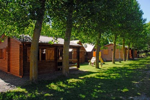 Bungalows Nou Camping