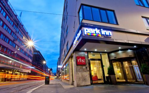 Park Inn by Radisson Oslo photo 3