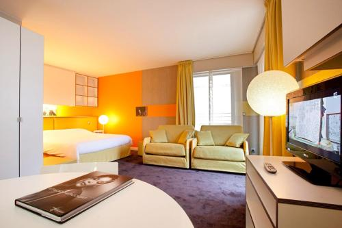AppartHotel Mercure Paris Boulogne photo 20