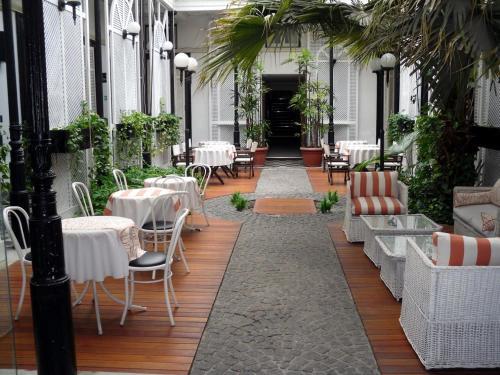Parana Hotel Plaza Jardín Photo