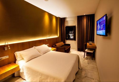 Habitación Doble Superior Hotel Barrameda 11