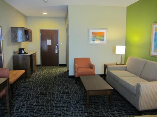 Holiday Inn Express Hotel & Suites Monahans I-20 - Monahans, TX 79756