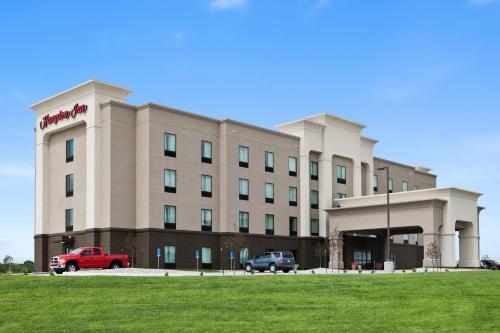 Hampton Inn Belton Mo Hotel
