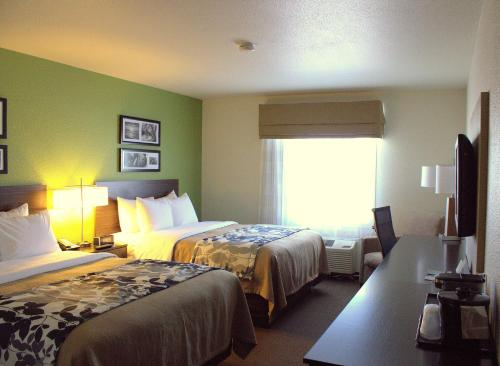 Sleep Inn Regina East - Regina, SK S4L 1B6