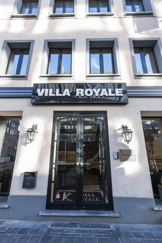 Hotel Villa Royale photo 23