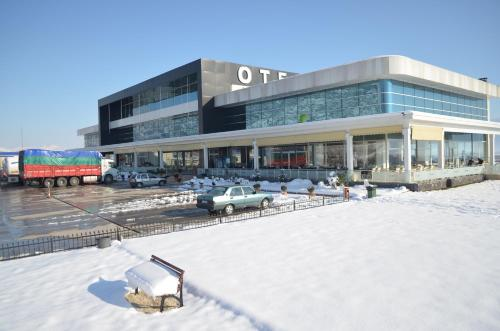 Pamukova Ozdemir Hotel harita