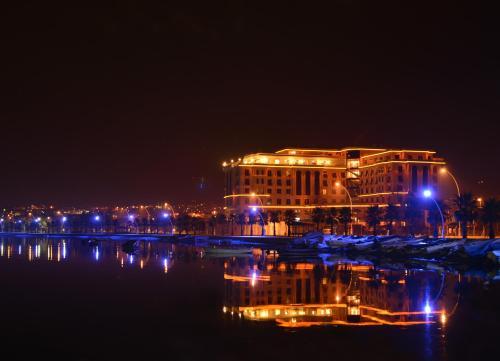 Kocaeli Wellborn Luxury Hotel yol tarifi