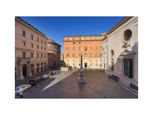 Piazza della Minerva 69, 00186 Rome, Italy.