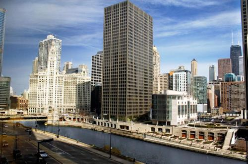 Corporate Suites Network - 233 E. Wacker - Chicago, IL 60601