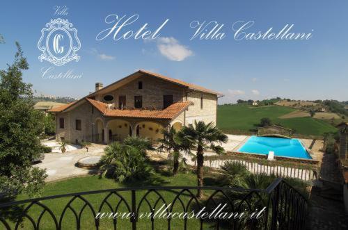 Hotel Villa Castellani