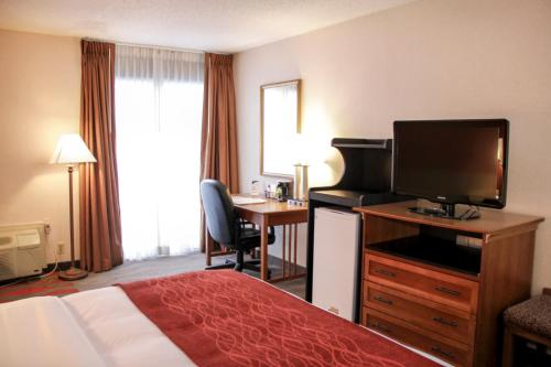 Comfort Inn & Suites Airport Syracuse Photo
