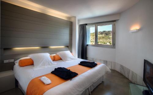 Suite Junior con vistas al mar Hotel Spa Calagrande Cabo de Gata 25