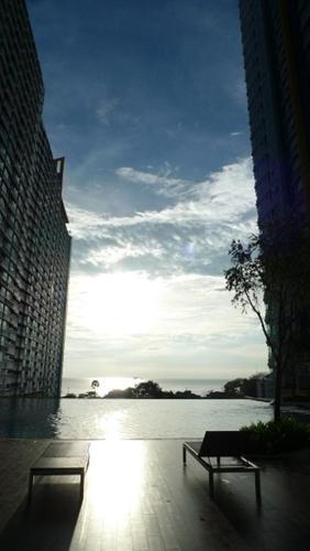 The Ralaxing Room At Lumpini Park Beach Jomtien Condominium.